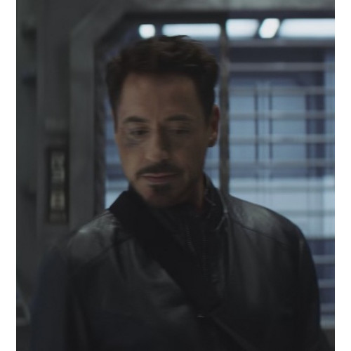 Robert Downey Jr. Civil War Jacket