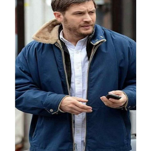 The Drop Tom Hardy Cotton Jacket