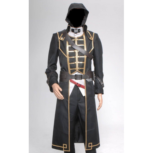 Dishonored Corvo Attano Costume Coat