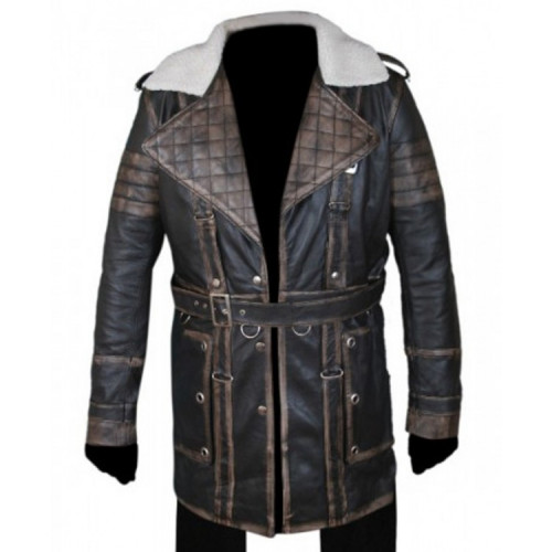 Fallout 4 Elder Maxson Leather Coat