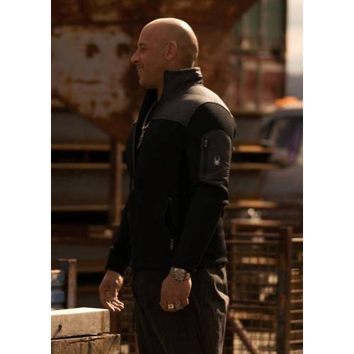 XXX Return of Xander Cage Vin Diesel Jacket