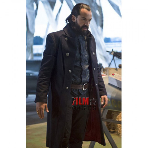 Vandal Savage Legend of Tomorrow Casper Crump Coat