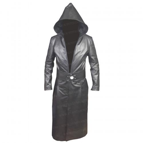 Watchmen Regina King Hooded Coat