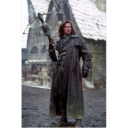 Gabriel Hugh Jackman Van Helsing Coat - Film Star Outfits | 500 x 500 jpeg 52kB