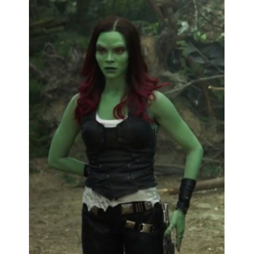 Gamora Vest From Guardians Of The Galaxy Vol 2