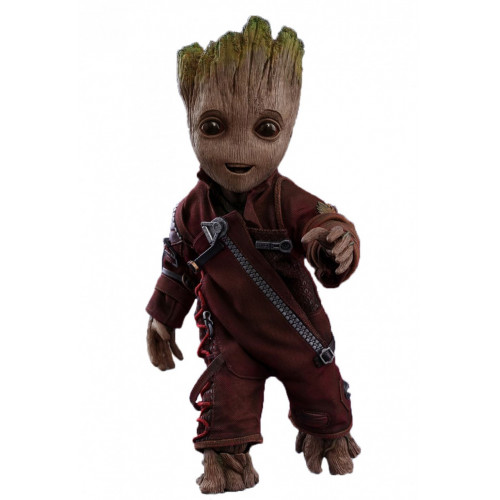 Baby Groot Guardians of The Galaxy Vol 2 Jacket