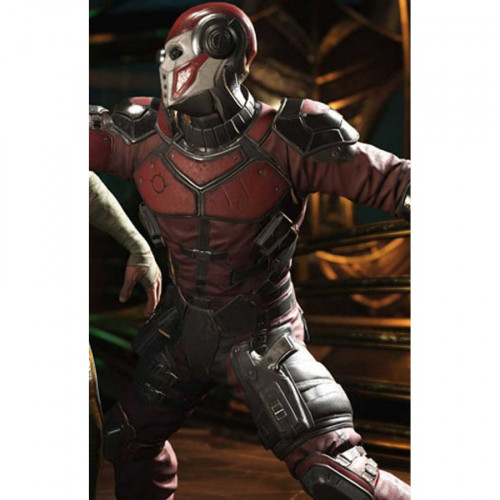 Deadshot Injustice 2 Jacket