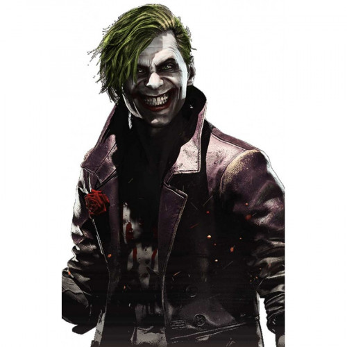 The Joker Injustice 2 Coat