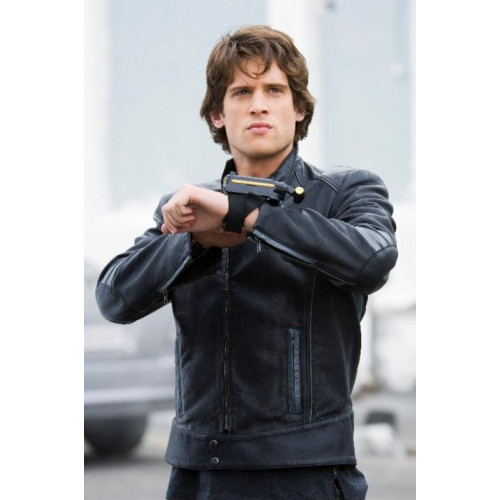 Power Rangers RPM Dan Ewing (Dillon) Jacket