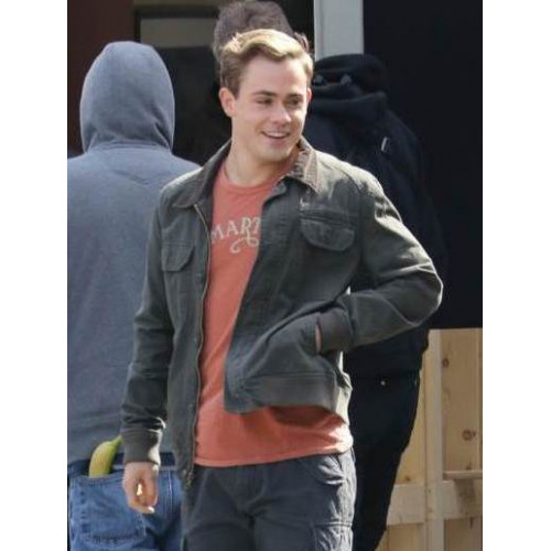 Power Rangers Dacre Montgomery (Jason Lee) Jacket