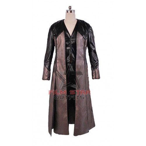 Farscape Aeryn Sun Claudia Black Leather Coat