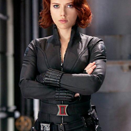 Black Widow Age Ultron: Avengers Age Of Ultron Black Widow Jacket