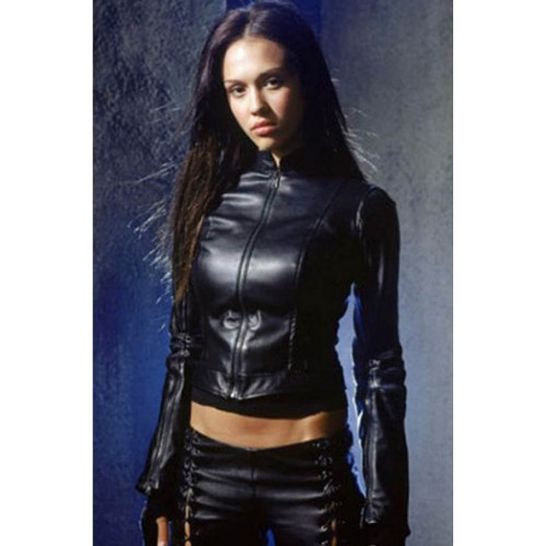 Dark Angel Max Guevera Season 2 Slifit Style Black Jacket