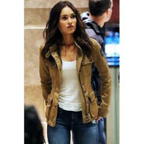 Megan Fox Teenage Mutant Ninja Turtles 2 Jacket