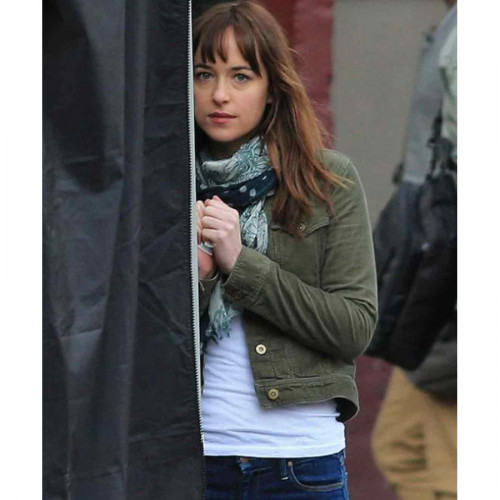 Anastasia Steele Fifty Shades of Grey Film Dakota Johnson ...