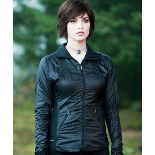 Alice Cullen Eclipse Ashley Greene Leather Jacket