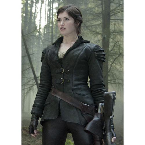 Gemma Arterton Hansel And Gretel Witch Hunters Jacket