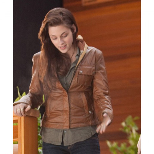 Kristen Stewart Twilight Bella Swan Hooded Jacket