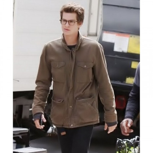 Spider Man 2 Andrew Garfield Peter Parker Jacket