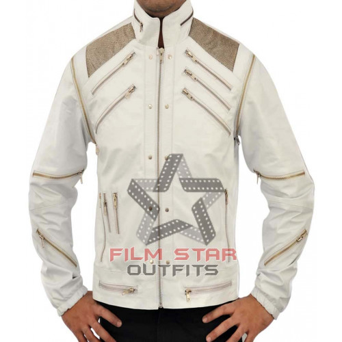 Michael Jackson Beat It White Jacket