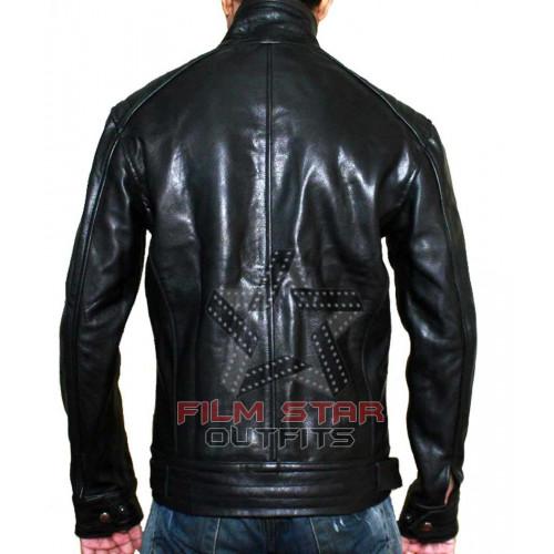 Bourne Legacy Jeremy Renner Leather Jacket ...