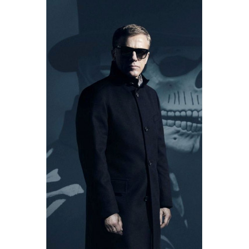 Christoph Spectre Black Coat
