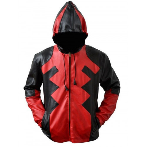 Ryan Reynolds Deadpool Movie Jacket