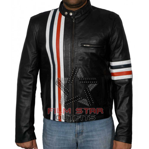 Easy Rider Peter Fonda Motorcycle Leather Jacket