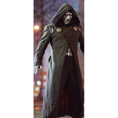 Fantastic Four Doctor Doom Cosplay Coat