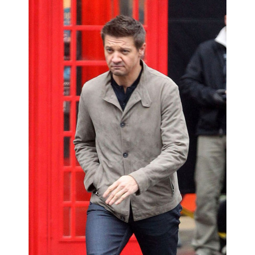 Mission Impossible Rogue Nation Jeremy Renner Jacket