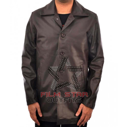 Supernatural Dean Winchester Brown Leather Jacket