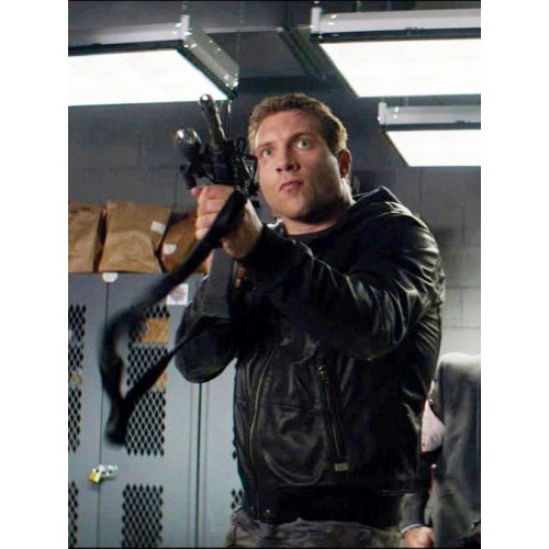 Terminator Genisys Jai Courtney (Kyle Reese) Hoodie Jacket