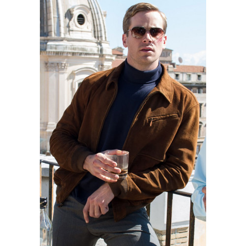 The Man from U.N.C.L.E ILLya Kuryakin (Armie Hammer) Jacket