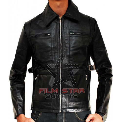 Troy: Brad Pitt (Achilles) Classic Leather Jacket