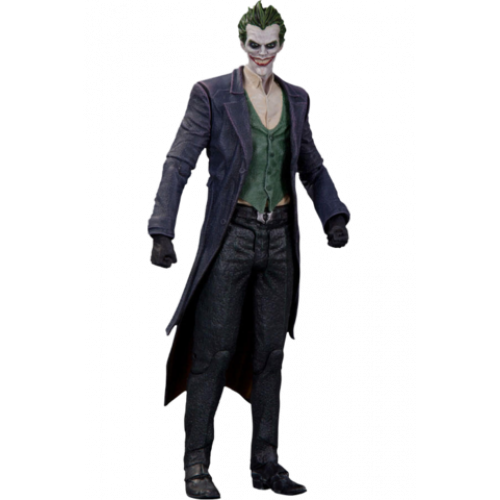 Batman Arkham Origins Joker Coat