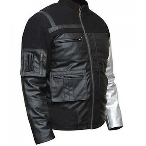 Captain America: Civil War Winter Soldier Bucky Barnes Jacket
