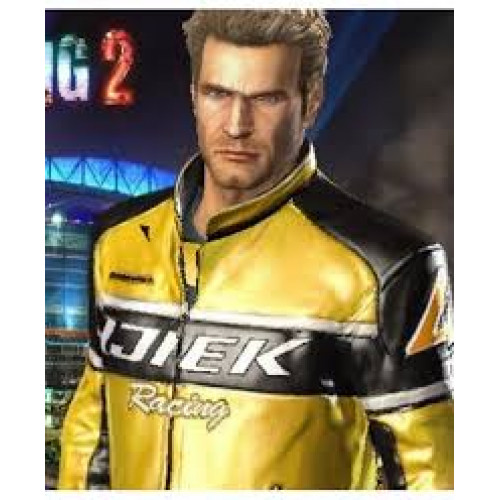 Dead Rising 2 Chuck Greene Jacket