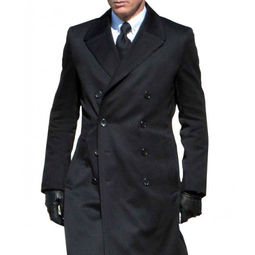 Spectre James Bond Bridge Coat For Men