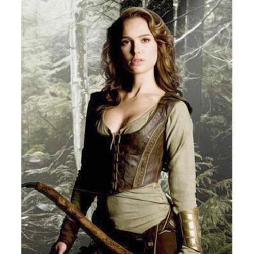 Jane Got A Gun Natalie Portman Vest