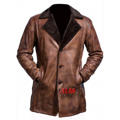 Hugh Jackman Logan Wolverine Coat