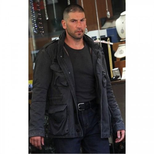 The Punisher Jon Bernthal Daredevil Jacket
