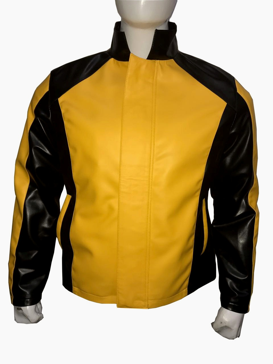 Infamous 2 Game Cole Macgrath Leather Jacket ...