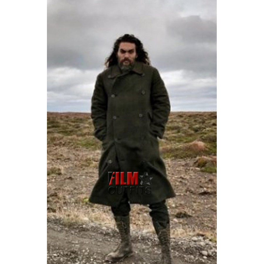 Jason Momoa Vest: Jason Momoa Justice League Aquaman Coat
