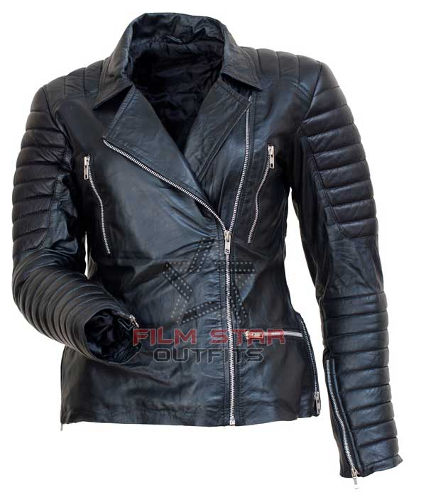 Sandra Bullock Black Leather Jacket Filmstaroutfits Com