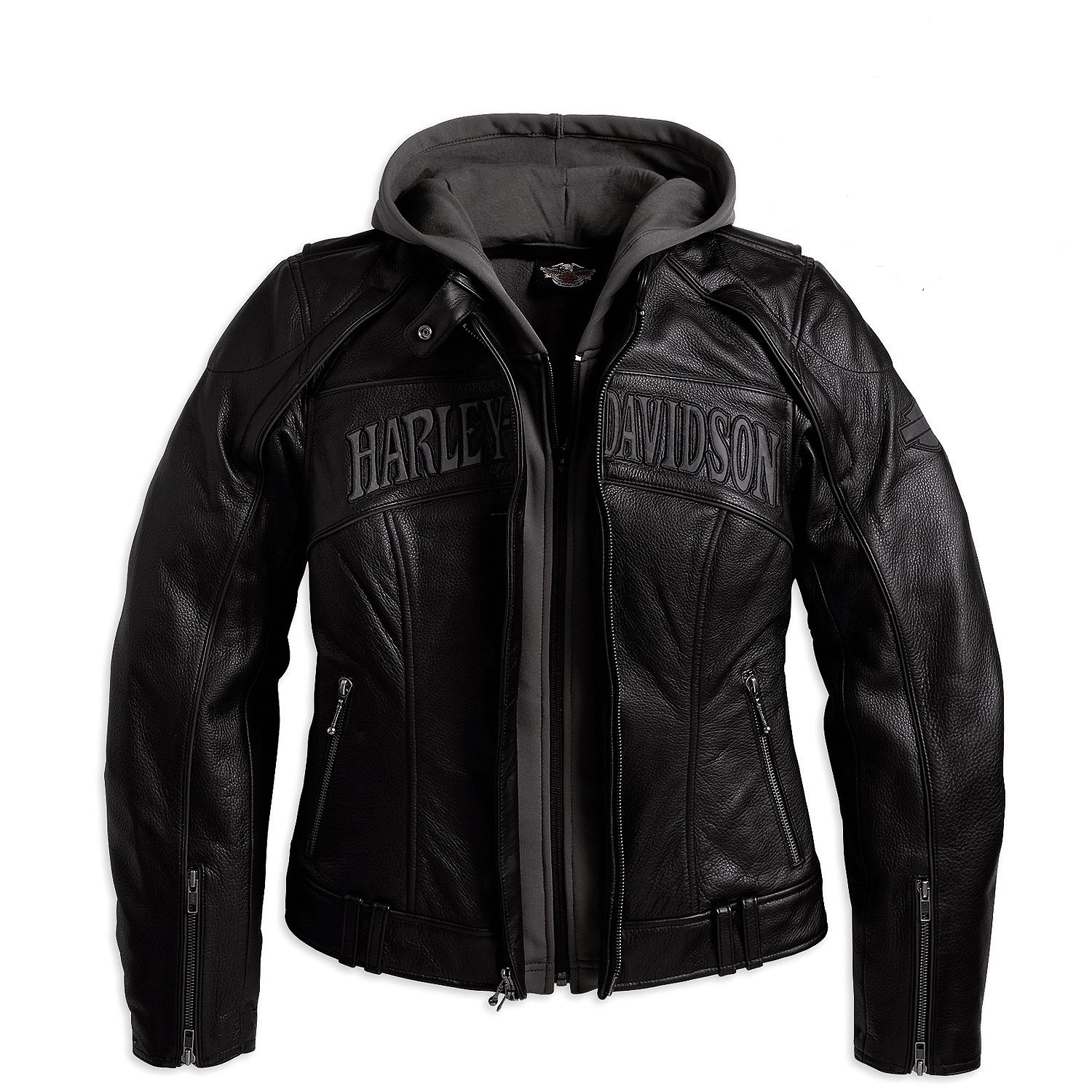 Harley Davidson Womens Leather Jacket