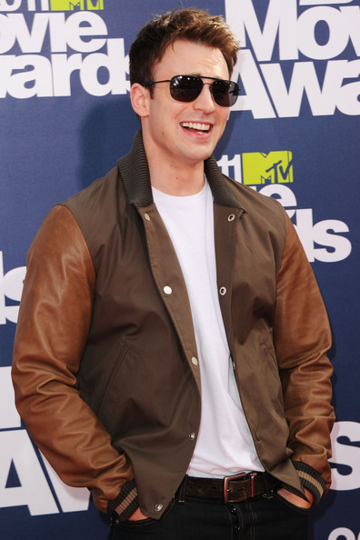 Mtv Awards 2011 Chris Evans Jacket Filmstaroutfits Com