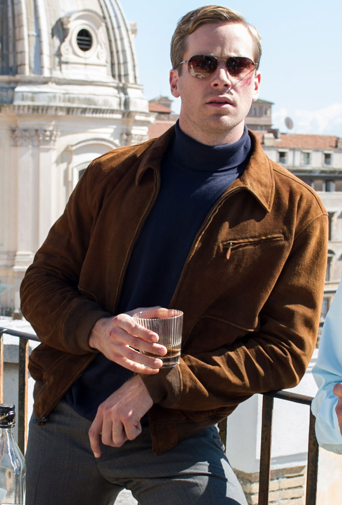 The Man from U.N.C.L.E ILLya Kuryakin Jacket ...