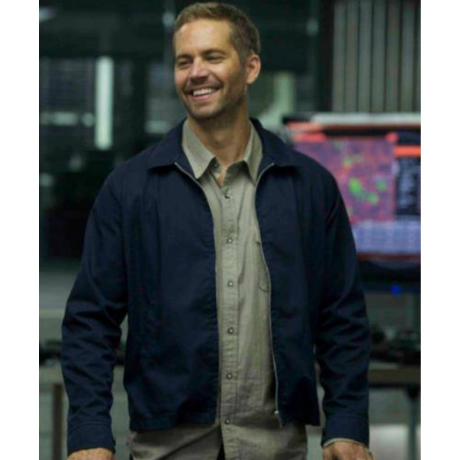 brian o 39 conner fast and furious 7 paul walker jacket. Black Bedroom Furniture Sets. Home Design Ideas